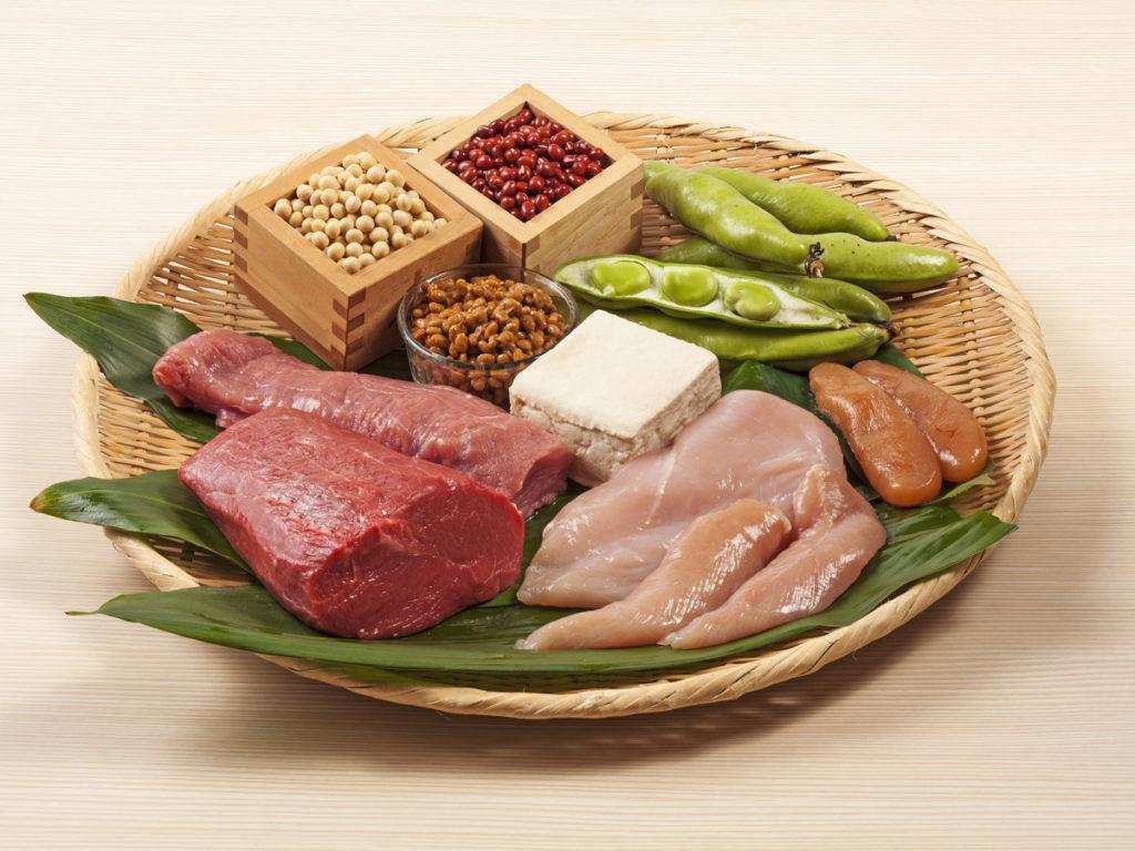 ローファット(低脂質)ダイエットのおすすめ食材